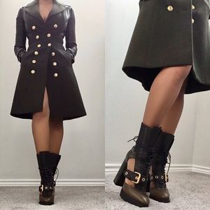 Burberry Runway boot